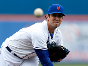 Matt Harvey is 3-0 with a 0.82 ERA