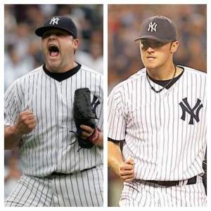 This could be the last season we see Joba Chamberlain and Phil Hughes on the Yankees