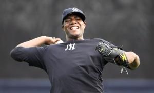 MLB: New York Yankees-Pitchers & Catchers