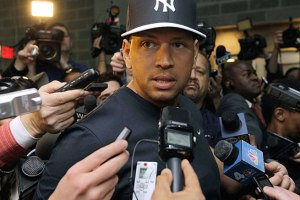 The media can't get enough of A-Rod