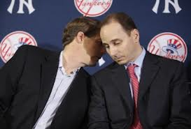 Who is really running the show? Hal Steinbrenner or Brian Cashman
