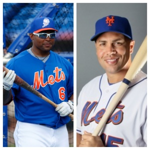 The Mets will look to do with Marlon Byrd what they did with Carlos Beltran in 2011