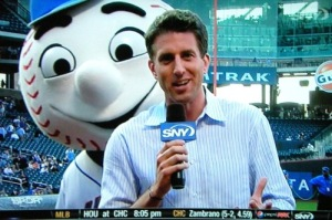 Kevin Burkhadt has officially joined the Fox Sports MLB team