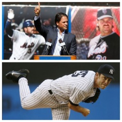 Neither Mike Piazza or Mike Mussina will be headed to Cooperstown this summer