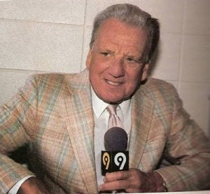 This was the Ralph Kiner I grew up with, calling Mets games for channel 9