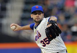 Mets have named Dillion Gee their opening day starter