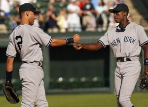 You may see Derek Jeter and Alfonso Soriano in the Yankees infield together once again in 2014