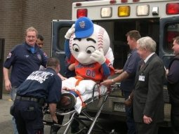 injured mr met